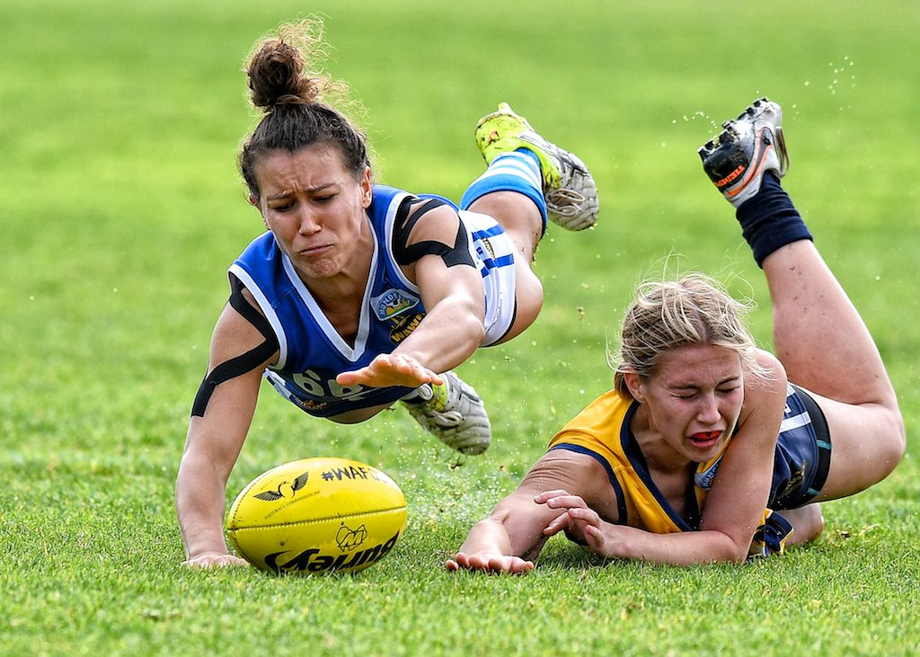 Mundella WA Womens Football League