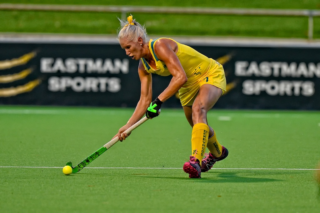 Hockeyroos Action