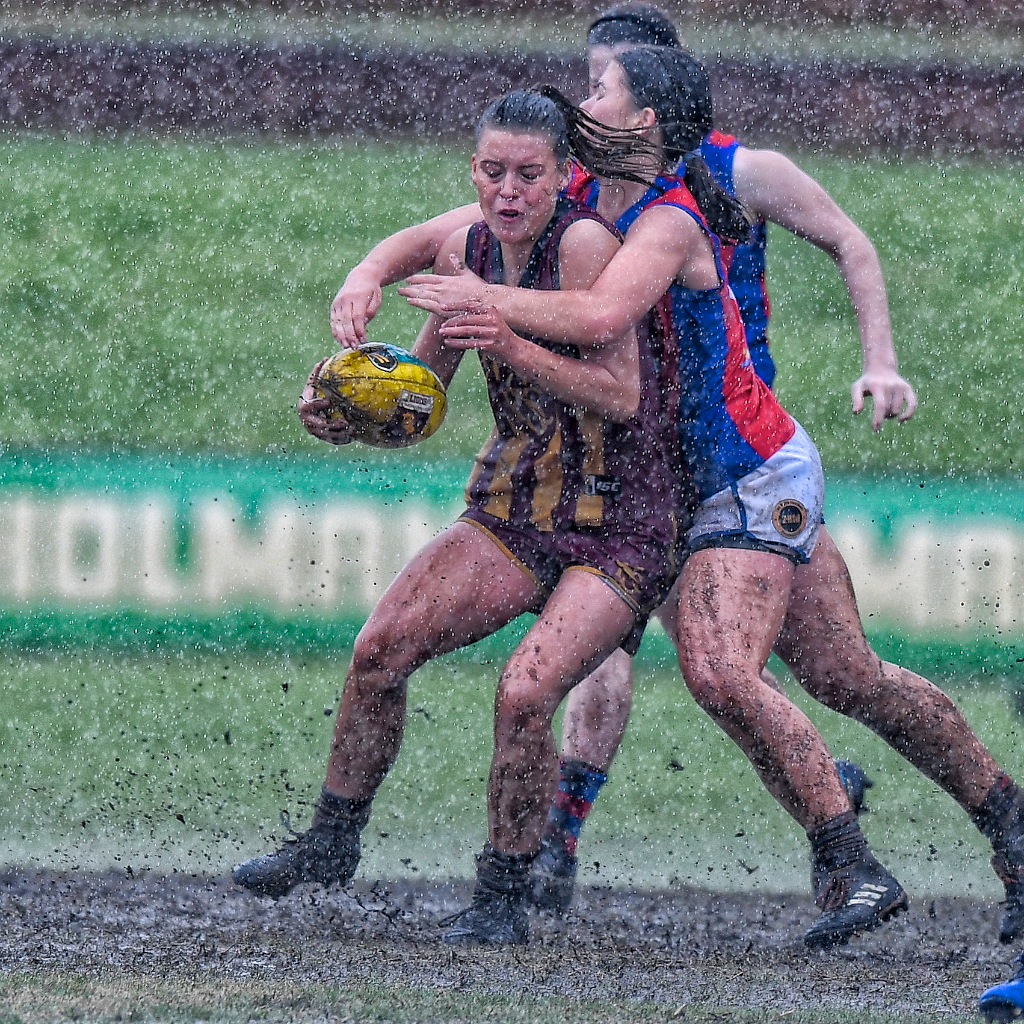 WAWFL Rogers Cup Action